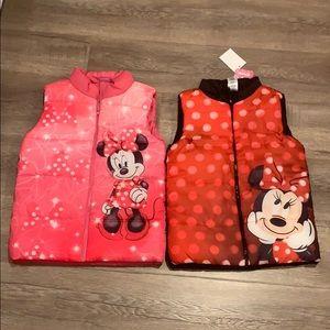 Disney mini mouse vest🎁